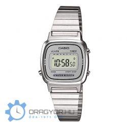 Casio Retro Női Digitális Óra LA670WEA-7EF 5842d0fb54