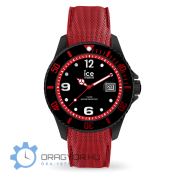 Ice Watch ICE steel - Black red (44 mm)