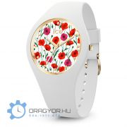 Ice Watch ICE flower White poppy (36mm) Small
